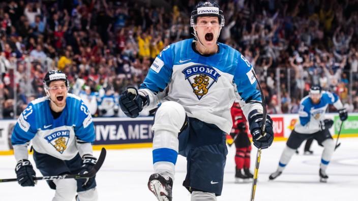 Eishockey WM: Finnland - Kanada