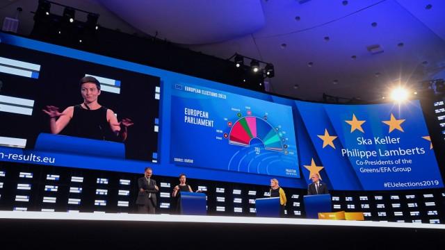 Politik Europäische Union Europawahl