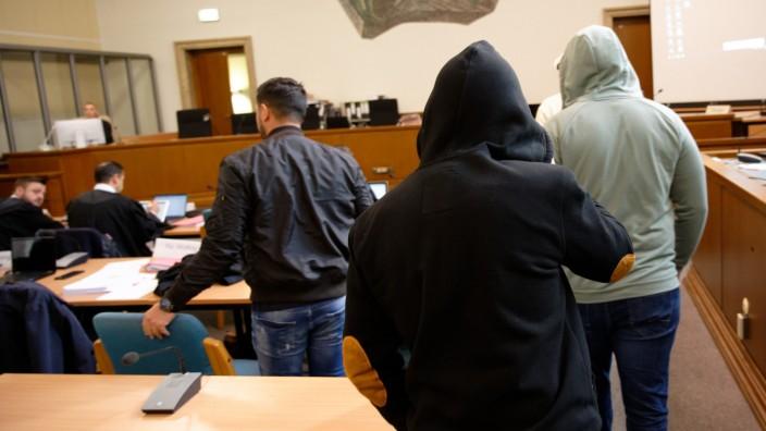 """Prozess um die sogenannte ´Scharia-Polizei"""""""