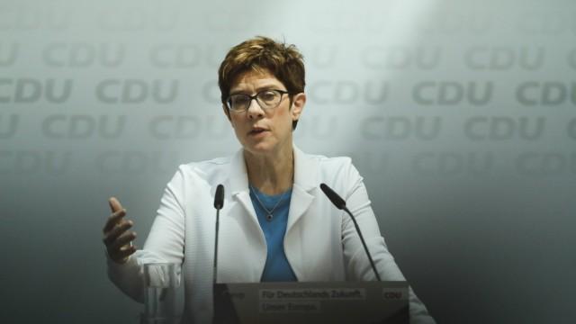 CDU Europawahl