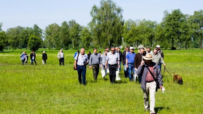 Landwirtschaft und Biodiversität - Rundgang.
