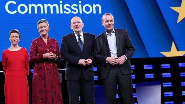 Spitzenkandidaten der Europawahl 2019