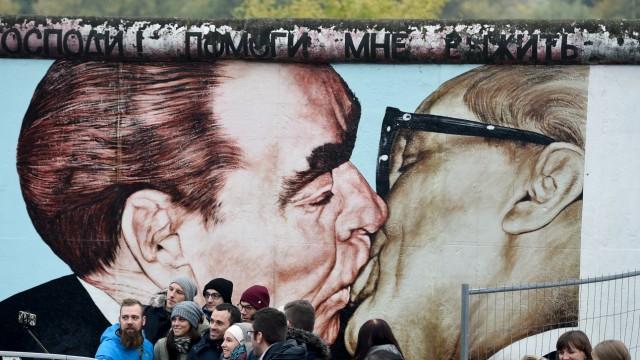 Berliner Mauer - East Side Gallery