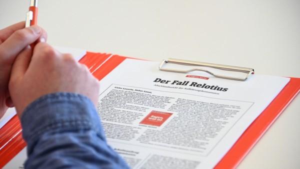 """´Spiegel"""" legt Abschlussbericht zur Relotius-Fälschungsaffäre vor"""
