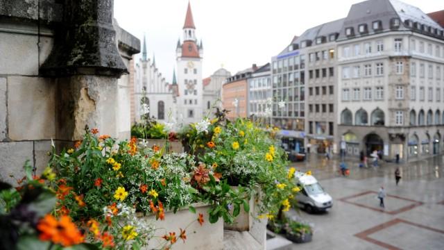Umwelt und Naturschutz in Bayern Marienplatz