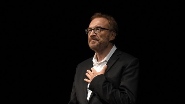 Josef Hader erhält Dieter-Hildebrandt-Preis in München, 2017