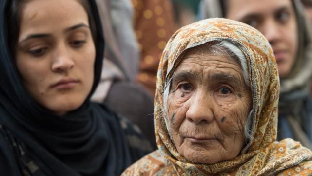 Flüchtlinge lernen 'Basis-Demokratie'