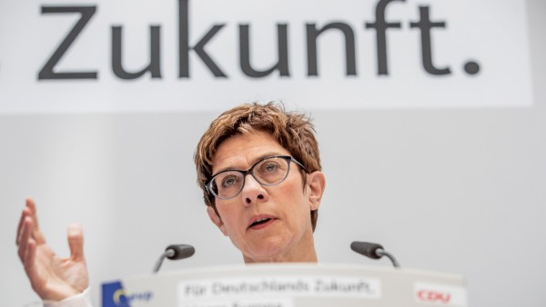 Nach der Europawahl - CDU Gremiensitzungen