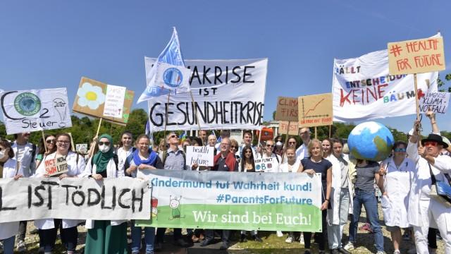 """Bildung in München """"Fridays for future"""""""