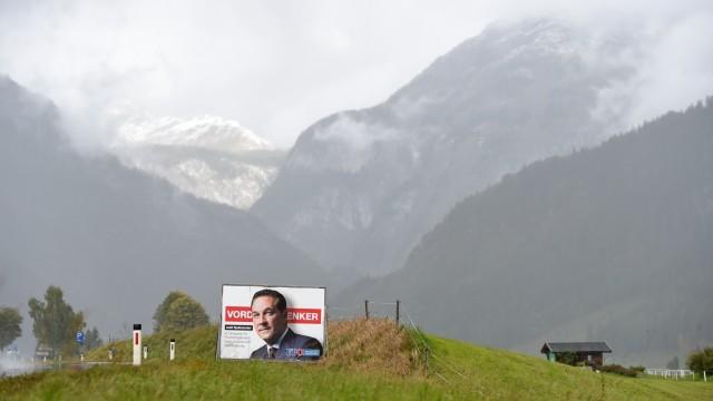 Austria To Hold Legislative Elections