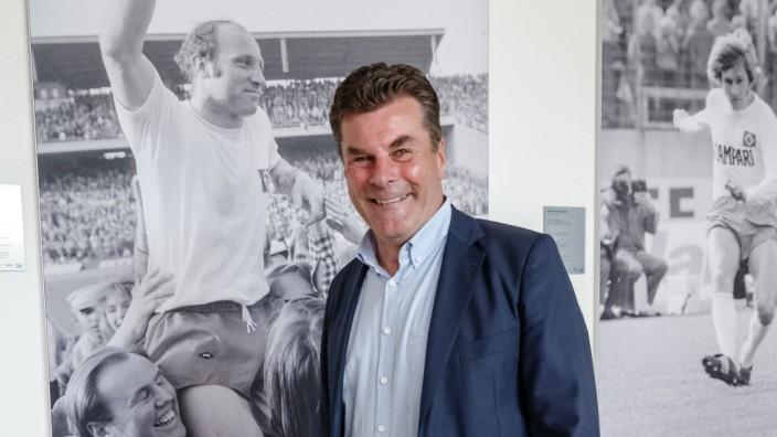 Hecking neuer HSV Trainer