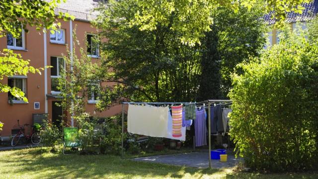 Siedlung Ludwigsfeld in München, 2015