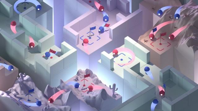 Künstliche Intelligenz schlägt Menschen auch bei Team-Spielen