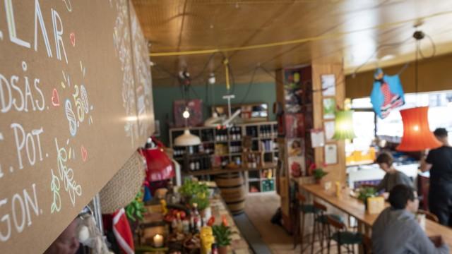 Freizeit in München Café Stockholm