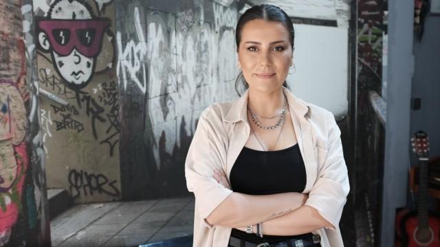 Die Türkin Göknur Damat wurde nach einer Spende für den Istanbuler Oppositionskandidaten niedergestochen.