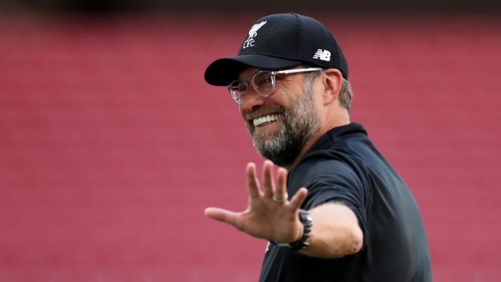 Champions League Final - Liverpool Training