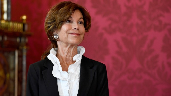Brigitte Bierlein Named New Austrian Interim Chancellor