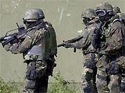KSK-Elitesoldaten; ddp