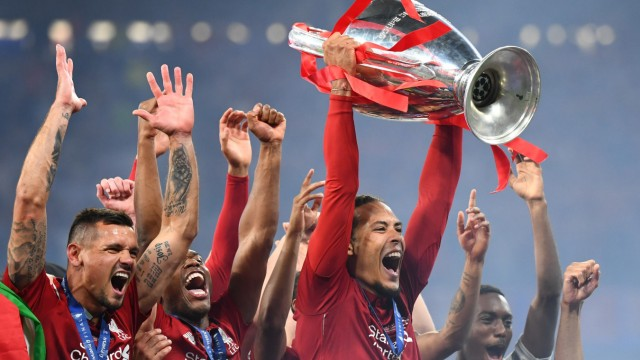 Champions League FC Liverpool