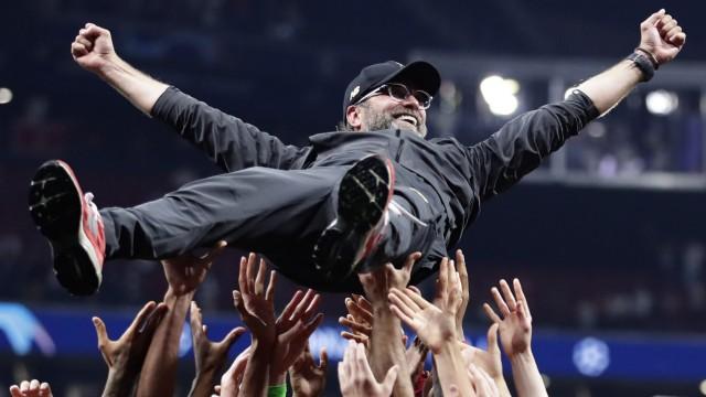 Champions League Jürgen Klopp