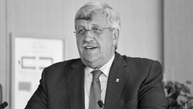 CDU-Politiker Walter Lübcke
