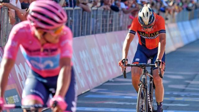 Radsport Giro-Sieger Carapaz