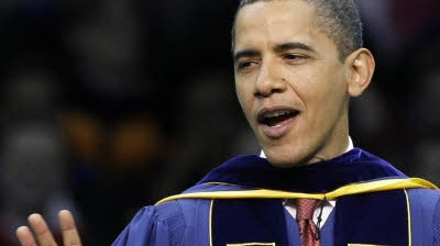 Barack Obama Obama zur Abtreibungsdebatte