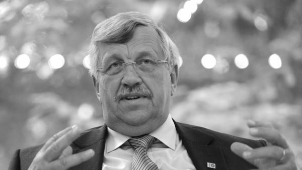 Walter Lübcke gestorben