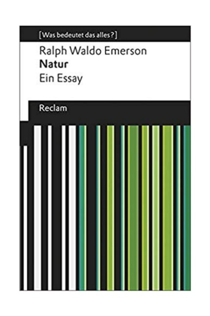 """Feuilleton Essay """"Natur"""""""