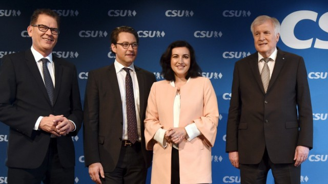 Politik in Bayern Politik