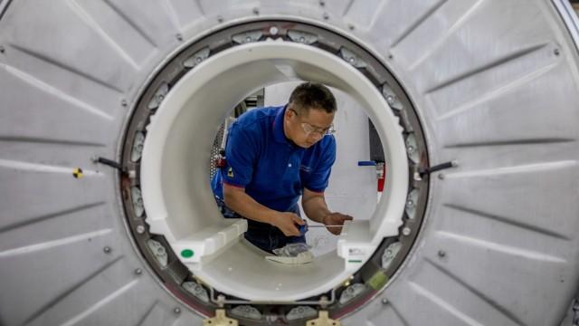 Siemens in China