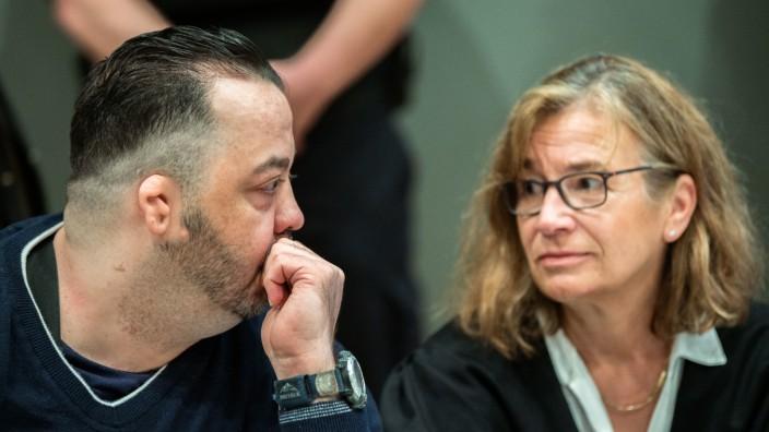 Prozess gegen Patientenmörder Niels Högel in Oldenburg