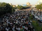 proteste in iran; reuters