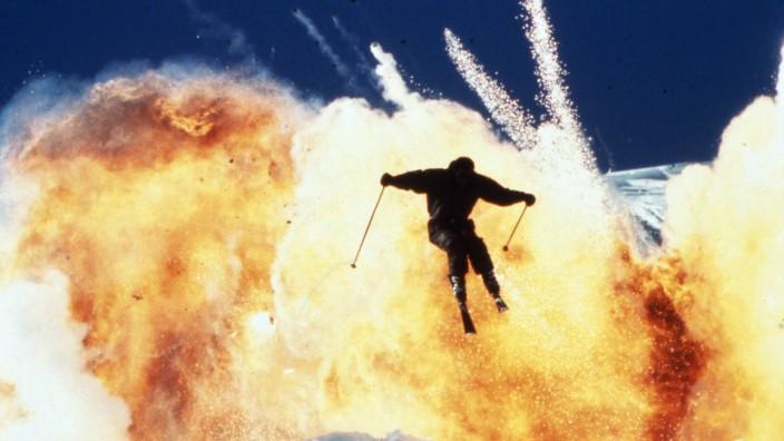 James Bond 007 The World Is Not Enough aka Die Welt ist nicht genug UK USA 1999 Regie Michael A