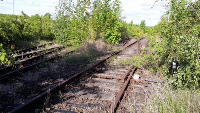 Verkehr in Bayern Stillgelegte Bahngleise