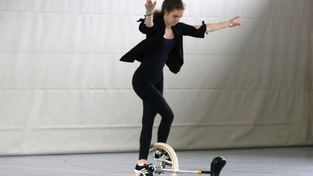 Talentiade 2019 Svenja Stronzik