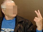 Krank vom Amt: Prozesse-Dieter vor Gericht, ddp