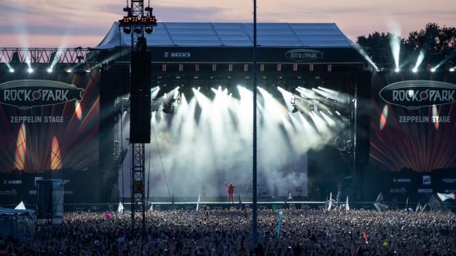 Musikfestival 'Rock im Park'