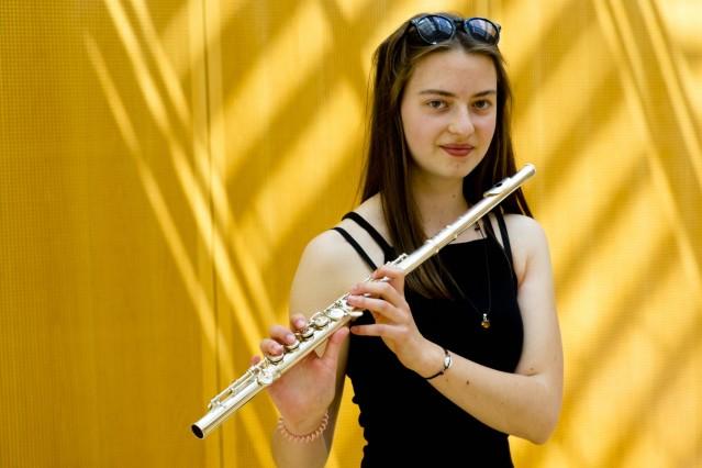 Jugendorchester Grafing - Einzelportraits MusikerINNEN