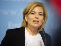 Julia Klöckner, Ministerin für Landwirtschaft