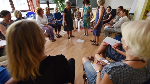 Ausbildung zum Schulmediator in München, 2018