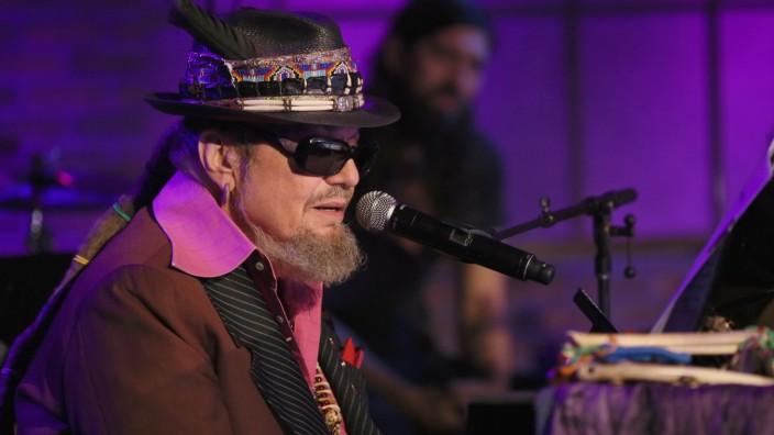 Dr. John bei einem Konzert 2019 in Nashville, Tennessee
