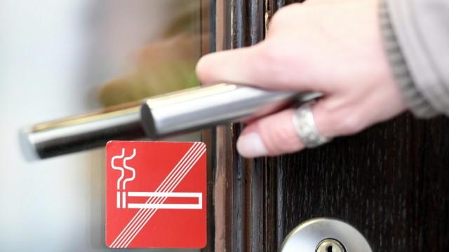 Rauchverbot in Österreich