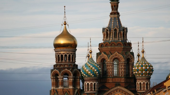 General Views Of Saint Petersburg - 2018 FIFA World Cup Russia: Host City Candidate
