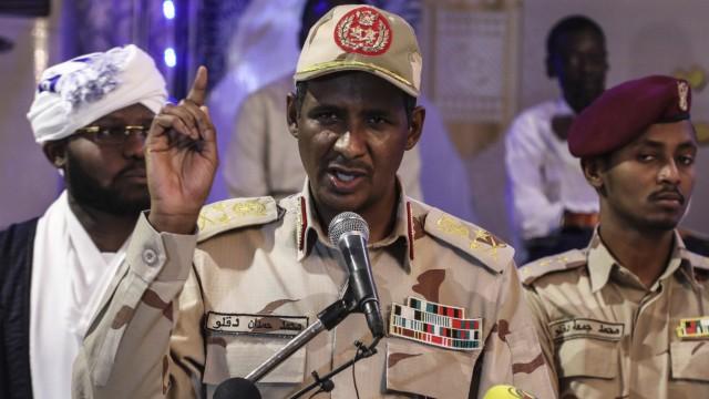 Mohammed Hamdan Dagalo