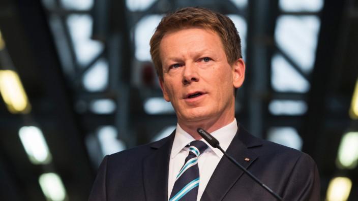Deutsche Bahn Berater Richard Lutz