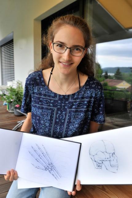 Hechendorf: 1,0 Abiturientin Franziska Eckl