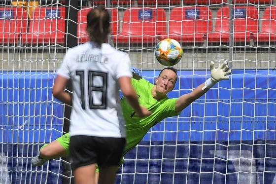 Fussball Wm Der Frauen Giulia Gwinn Sport Suddeutsche De