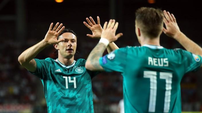 Belarus v Germany - UEFA Euro 2020 Qualifier