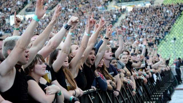 Gesundheit in München Konzert in München